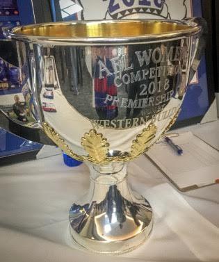 AFLW Premiership Cup
